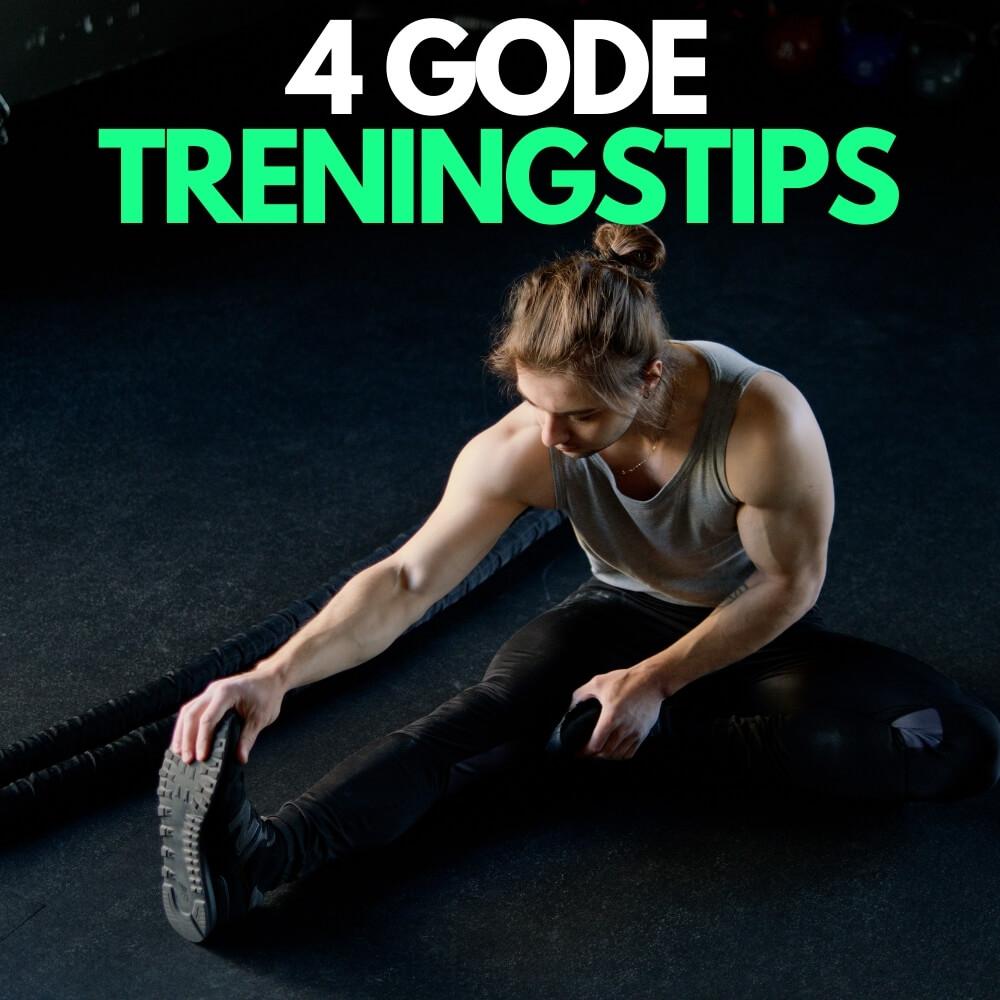 4 gode crossfit treningstips