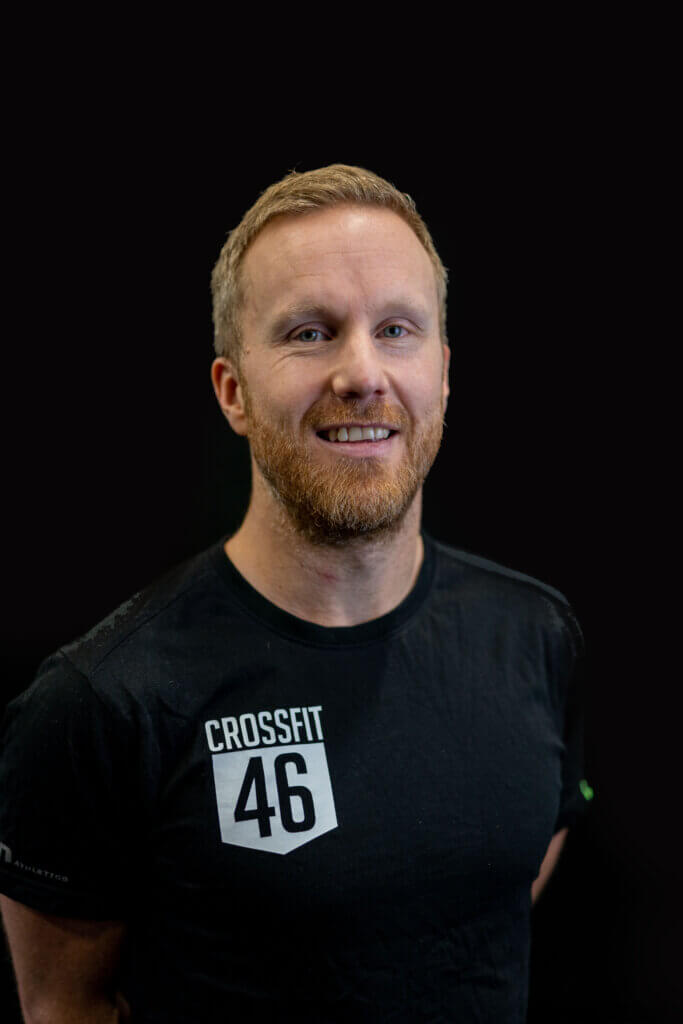 Aniel Andersson crossfit46
