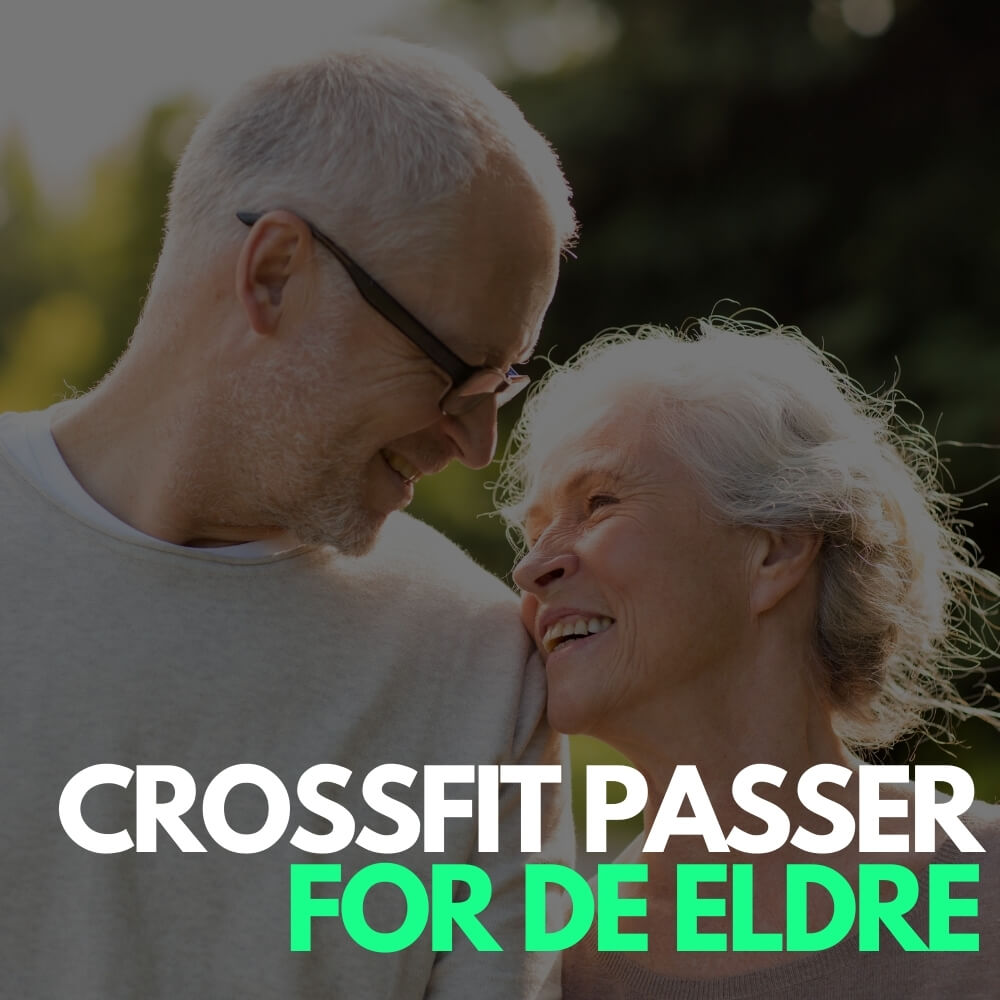 Crossfit passer for de eldre