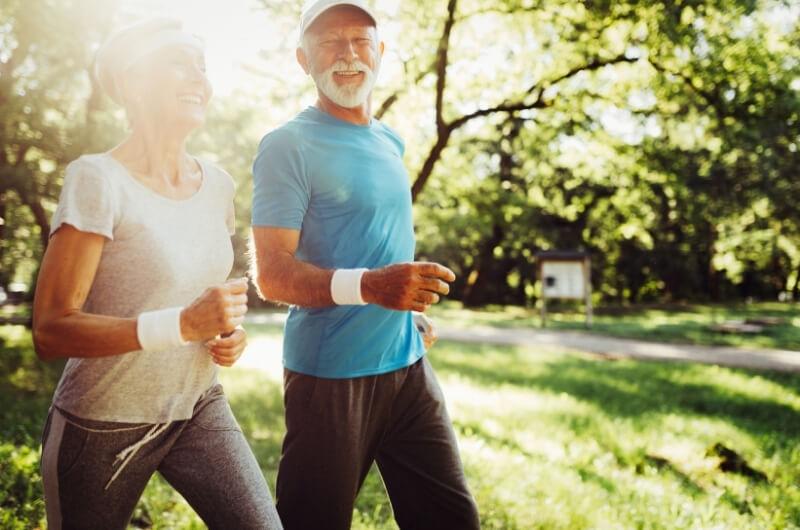 Trening for eldre